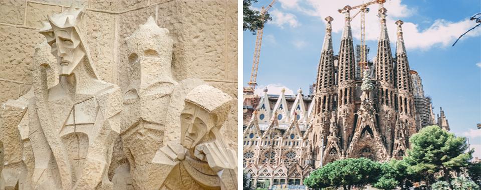 Barcelona_La Sagrada Familia
